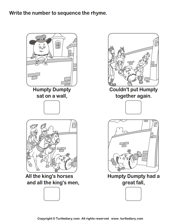 printable sequencing worksheets for first grade printable sequencing ...